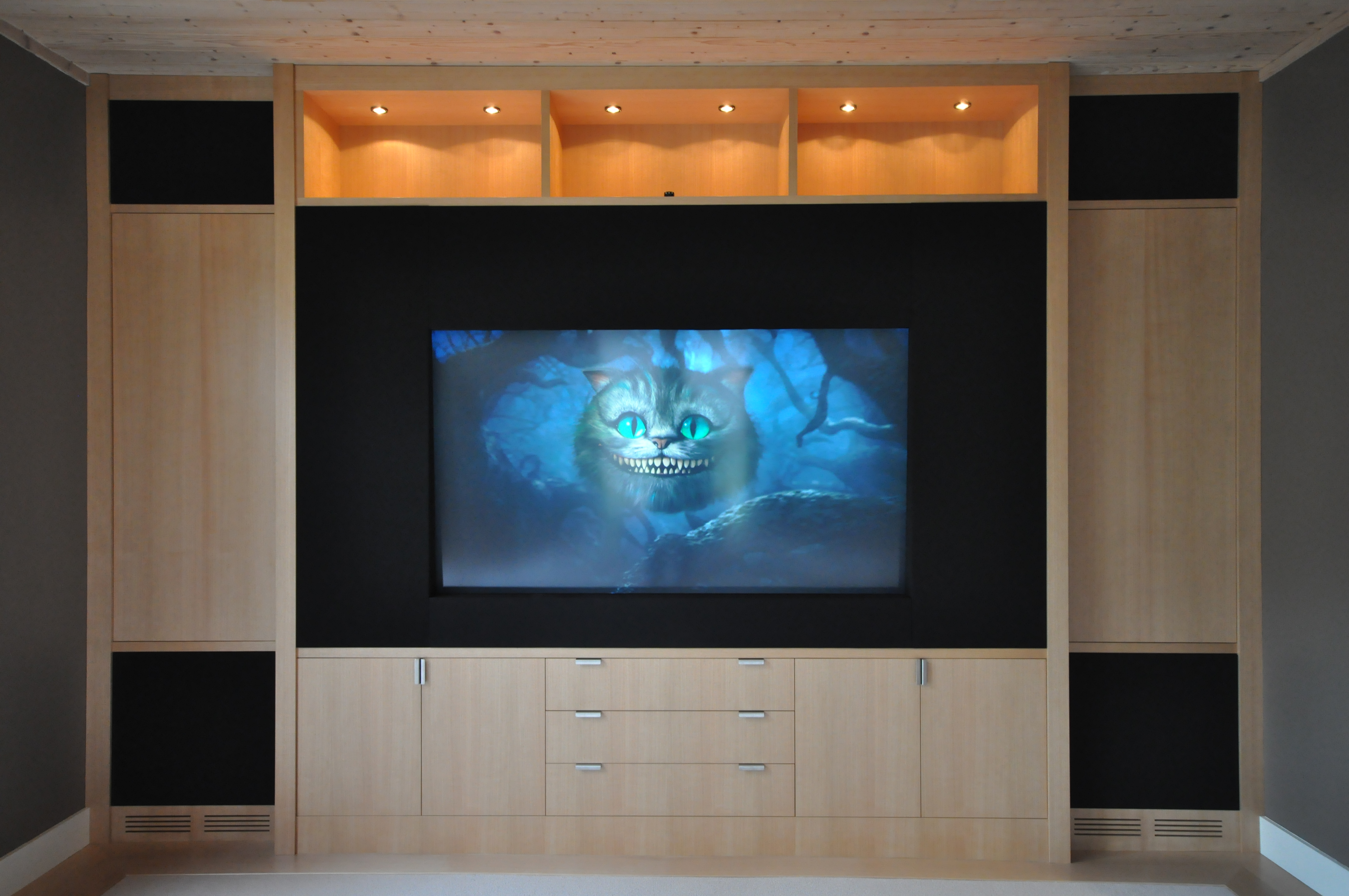 Photo Gallery Of Home Theater And Surround Sound Systems